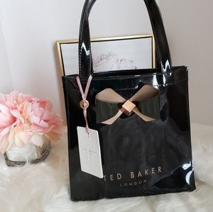 Ted Baker Small Black Icon Bag